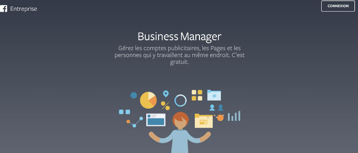 ouvrir un compte Facebook Business Manager