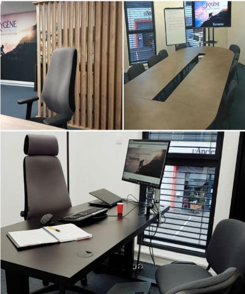 Ergonomie des tables et fauteuils