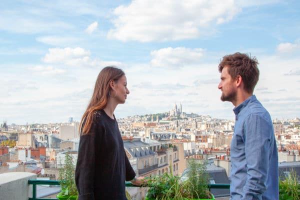 Un espace Coworking en rooftop  chez Morning, République