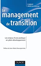 Livre le management de transition