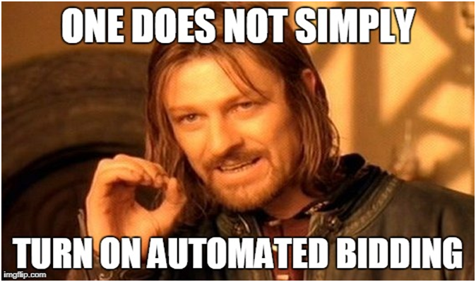 Meme google ads autobidding