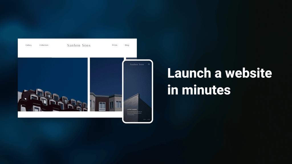 Avis sur Zyro, la plateforme CMS pour mettre un site en ligne en moins de 1h