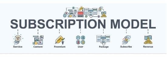 5 raisons d'adopter un modèle d'abonnement pour générer des revenus récurrents