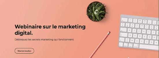 Template Marketing Digital
