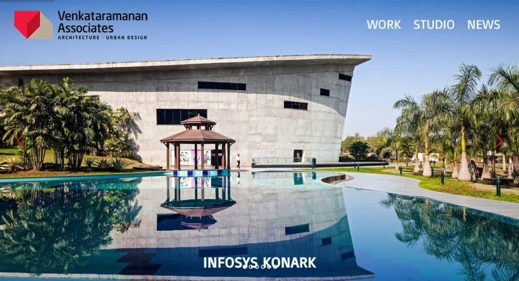 Site design Ventakaramanan associates