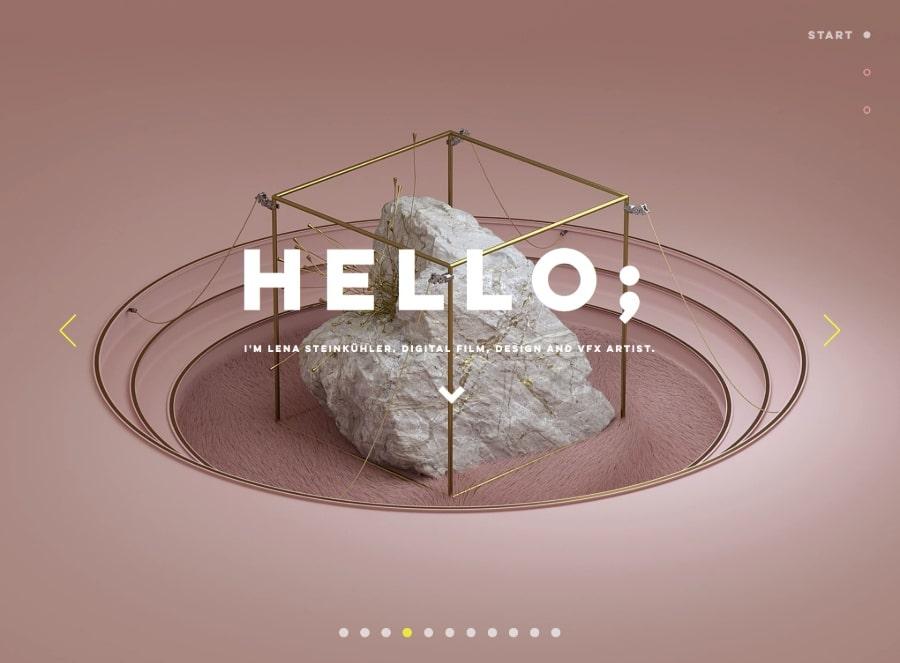 Site design Lena Steinkuehler